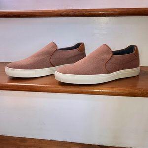 DR. SCHOLLS, men's, size 10 canvas shoes